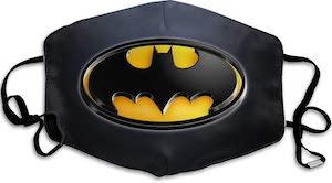 DC Comics Batman Symbol Face Mask