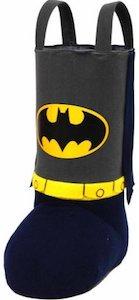 batman standing christmas stocking
