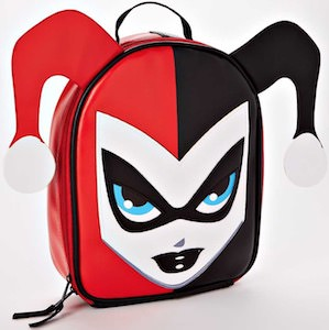 Classic Comic Harley Quinn Lunch Box - GetBatman com