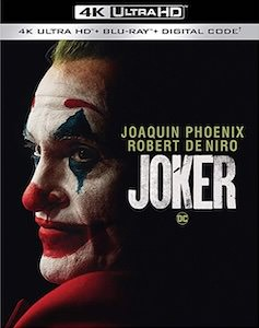 Joker 4K Ultra HD, DVD, Or Blu-ray