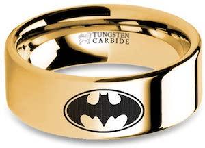 Batman Wedding Ring