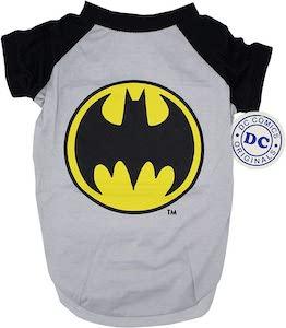 Batman Logo Dog T-Shirt