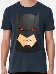 Batman's Face T-Shirt