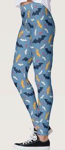 Batman Bat Logo Leggings