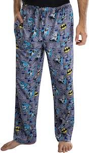 Batman Comic Pajama Pants