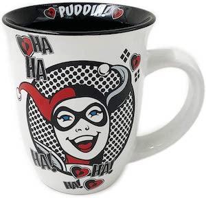 Harley Quinn Ha Ha Mug